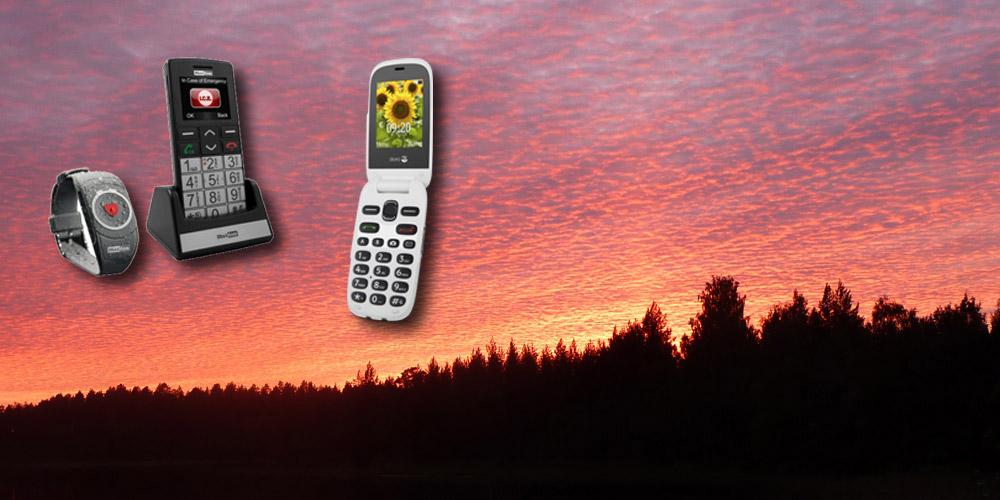 auringonlasku-puhelin